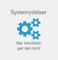 systemydelser
